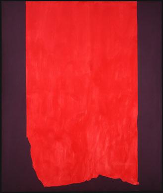 Arte moderna quadri barnett newman for Minimal art opere